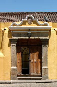 Free Antigua - Guatemala Royalty Free Stock Photography - 3480777