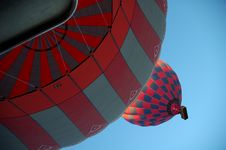 Free Hot Air Balloons Royalty Free Stock Images - 3481099