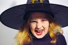 Free Young Witch Stock Images - 3481584
