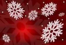 Free Snowflakes Royalty Free Stock Image - 3481966