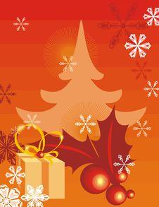 Free Winter Holiday Background Stock Photo - 3482410