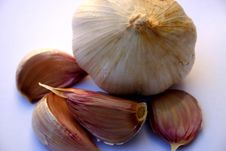 Free Onion And Garlic Royalty Free Stock Images - 3482509