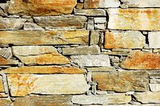 Free Stone Wall Stock Photography - 3482592