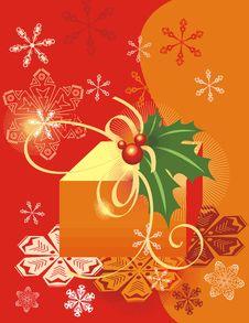 Free Winter Holiday Background Stock Photo - 3482620