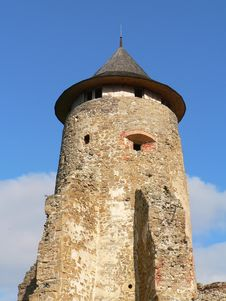 Free Castle Tower Stock Photography - 3482792