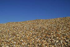 Free Chesil Beach Stock Image - 3483231