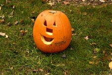 Free Pumpkin 21 Stock Photo - 3483290
