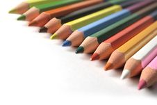 Free Colorful Pencils Stock Images - 3483754