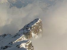 Free Top Of Hochzint, East Alps Stock Photos - 3485563