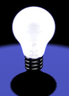 Free Bulb 3 Royalty Free Stock Photography - 3487337