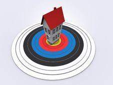 Free House 08 Royalty Free Stock Image - 3487506