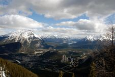 Free Banff Springs Canada Royalty Free Stock Images - 3488419