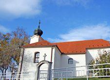 Free Church Stock Photo - 3489590