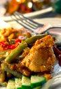 Free Chicken Dish Stock Photography - 34805472