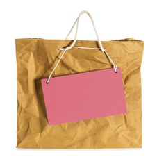 Free Wrinkled  Paper Bag Stock Images - 34800554
