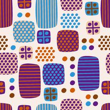 Free Geometric Abstract Pattern Royalty Free Stock Images - 34805409