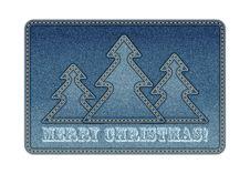 Free Christmas Background. Denim Background . Eps10 Stock Images - 34806504