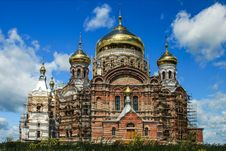 Free Russian Orthodoxy Church In Perm Region Royalty Free Stock Photos - 34820698