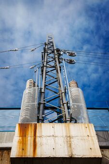 Free Electricity Pylon Stock Images - 34823134