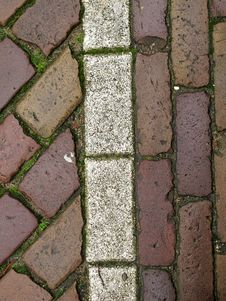 Free Pavement Tiles Royalty Free Stock Photography - 34826137