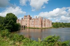 Free Moat Of The Castle Stock Image - 34827211