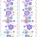 Free Seamless Flower Pattern Stock Images - 34833174