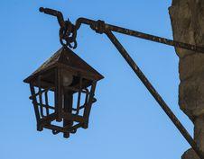 Free Old Lantern Stock Image - 34831681