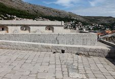Free Fortress In Dubrovnik Stock Images - 34832814