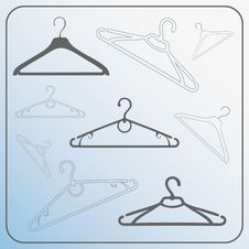 Free Hanger Royalty Free Stock Images - 34837259