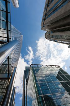 Free Modern Buildings Stock Photography - 34839622
