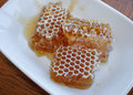 Free Honeycomb In Plate Stock Images - 34849714