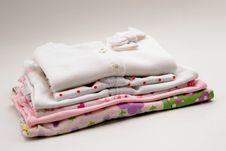 Free Clothes Baby Girls Stock Photography - 34842032