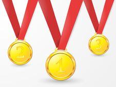 Free Medal Royalty Free Stock Images - 34855729