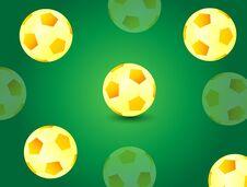 Free Soccer Ball Royalty Free Stock Photos - 34855778
