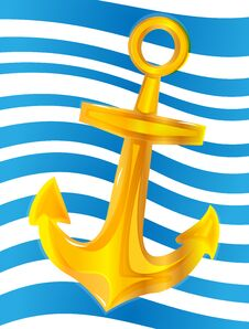 Free Anchor Stock Images - 34855794