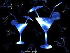 Free Cocktail Stock Photo - 34855930