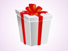 Free Gift Box Royalty Free Stock Image - 34856106