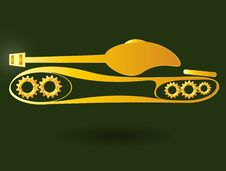 Free Panzer, Tank Stock Image - 34856171