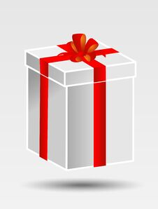 Free Gift Box Royalty Free Stock Photo - 34856765