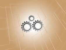Free Gears Stock Photos - 34856813
