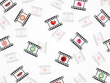 Free Film Background Stock Photos - 34857413