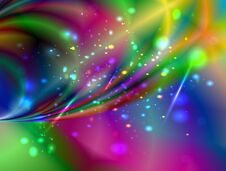 Free Abstract Color Royalty Free Stock Photography - 34857587