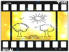 Free Film Stock Image - 34857681
