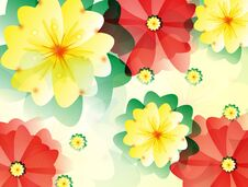 Free Flowers Yellow Royalty Free Stock Images - 34857699