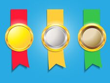 Free Medal Stock Images - 34858794
