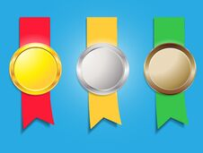 Free Medal Stock Photo - 34858810