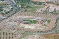 Free Football Stadium Royalty Free Stock Image - 34863236