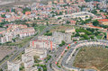 Free Aerial View Of Suburbs. Royalty Free Stock Image - 34863256
