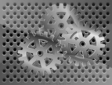 Free Gears Stock Photography - 34860642