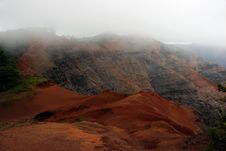 Free Waimea Canyon Royalty Free Stock Images - 34869069